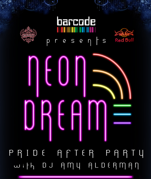 Neon Dream Pride 2012