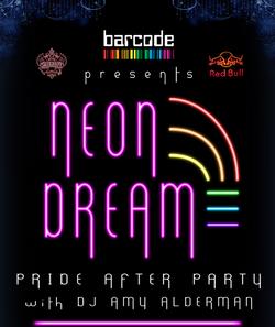 Neon Dream Pride 2012
