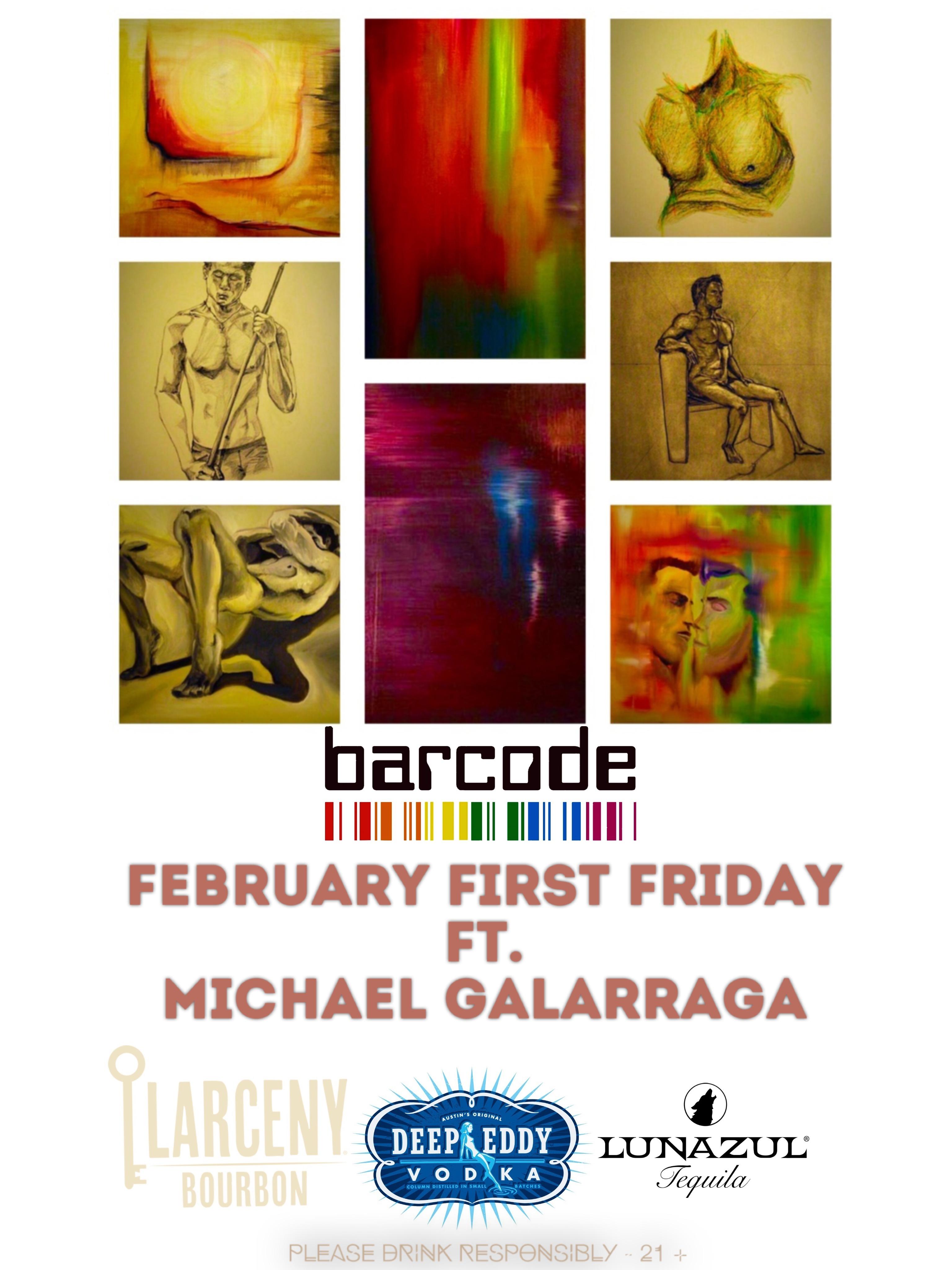 190125-01 - February 2019 Art Show Flyer