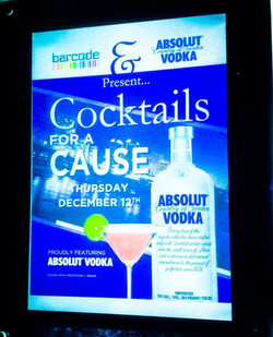 Cocktail for a Cause
