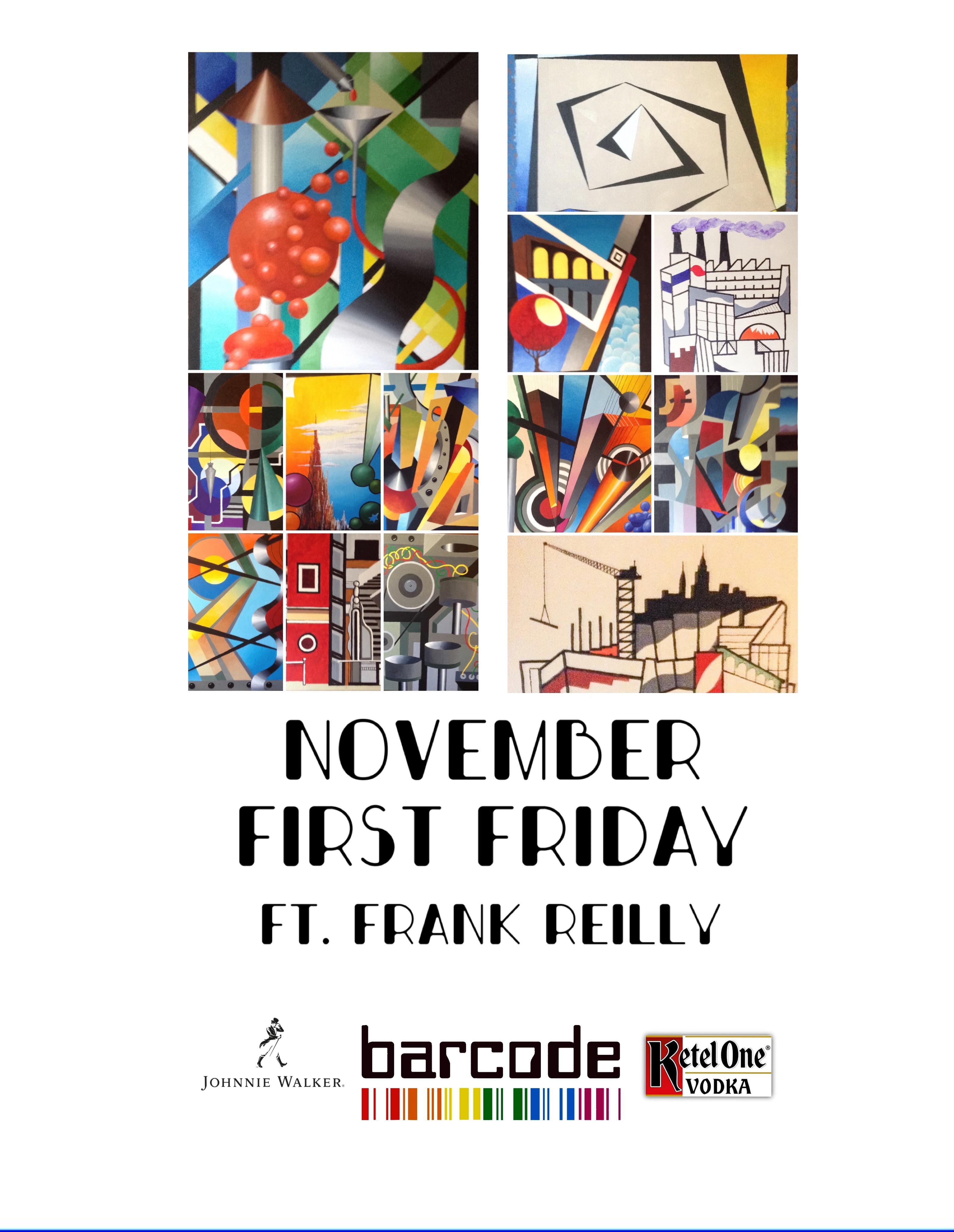 191101-03 - November 2019 Art Show Flyer