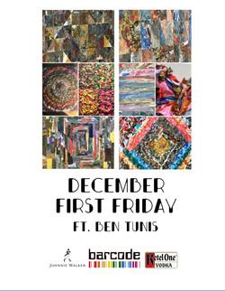 191206-01 - December 2019 Art Show Flyer
