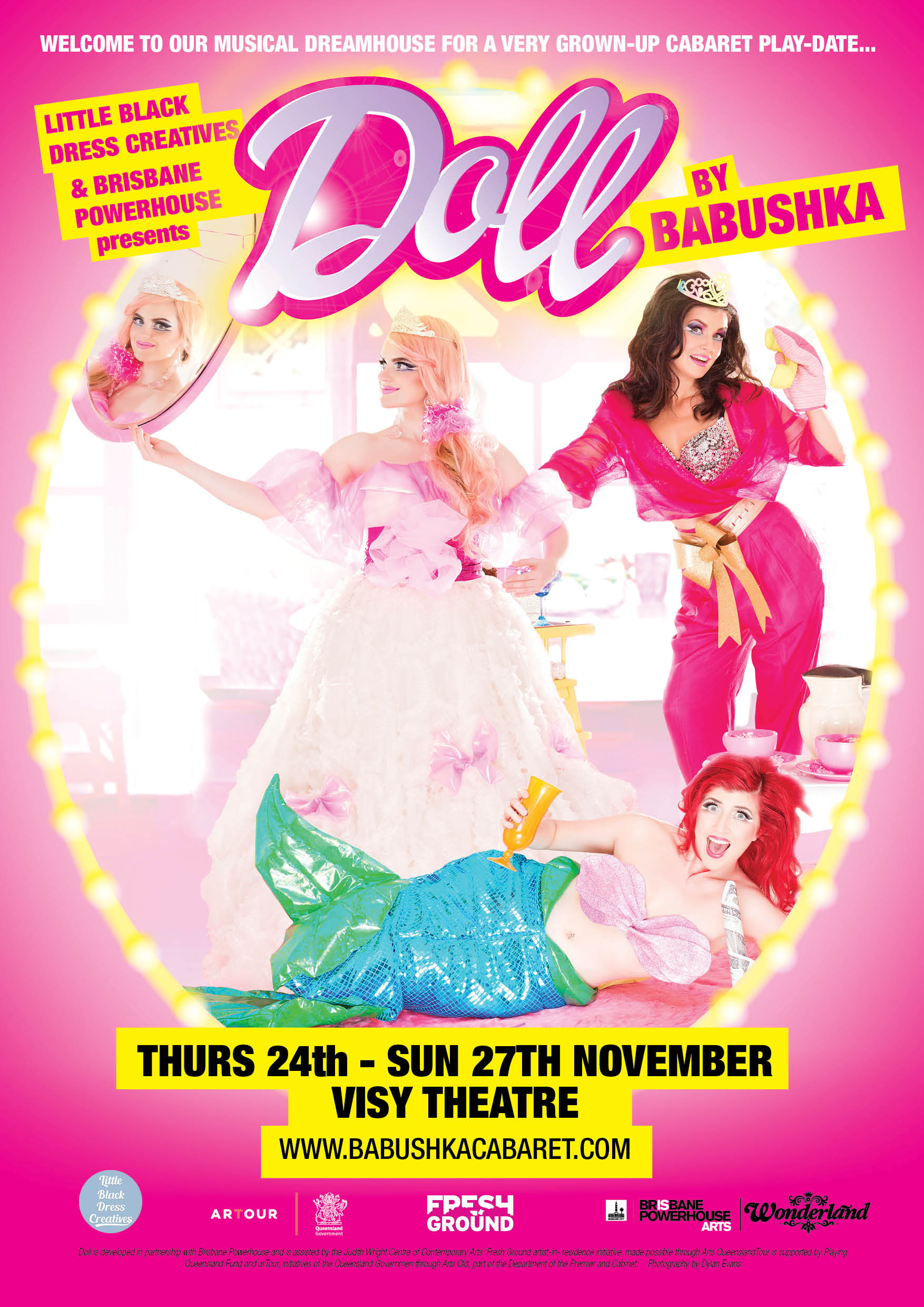 Doll Poster 2016