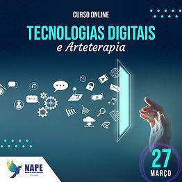 Curso Online Tecnologias Digitais e Arte
