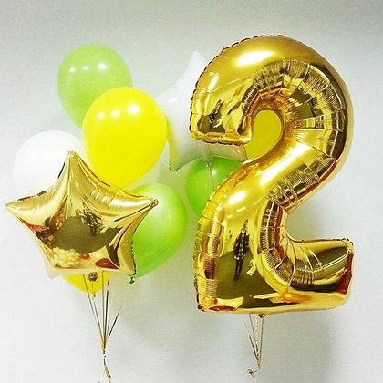 Композиция для Дня Рождения №87