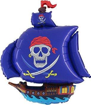 Пиратский корабль (56*98см)