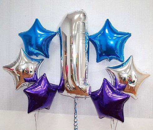 Композиция для Дня Рождения №14