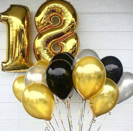 Композиция для Дня Рождения №89