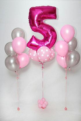 Композиция для Дня Рождения №67