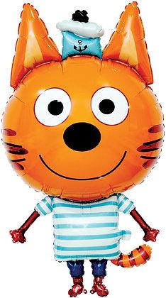 """Фигура кота """"Коржик"""" (86см)"""