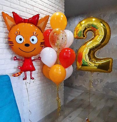 Композиция для Дня Рождения №213