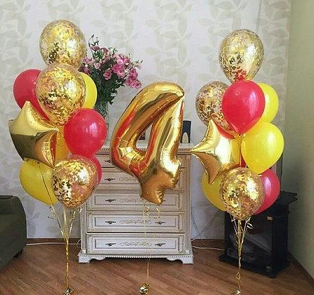 Композиция для Дня Рождения №185