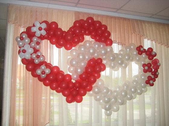 Двойное сердце №3