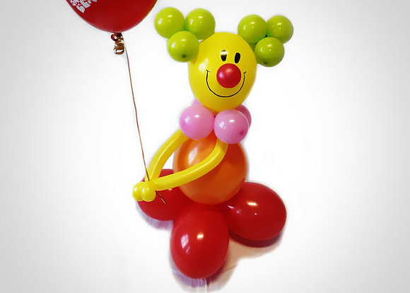 Клоун из шаров (70см)