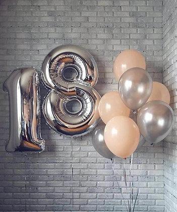 Композиция для Дня Рождения №200