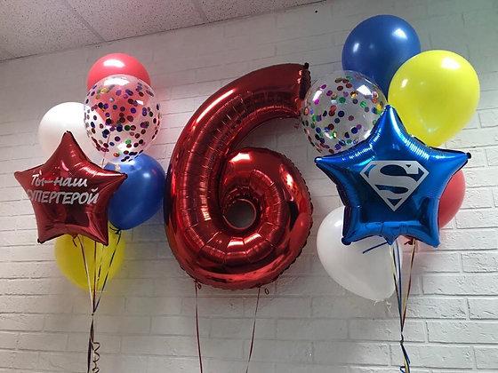 Композиция для Дня Рождения №172