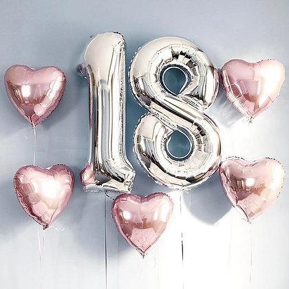 Композиция для Дня Рождения №43