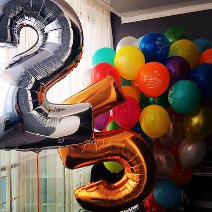 Композиция для Дня Рождения №12