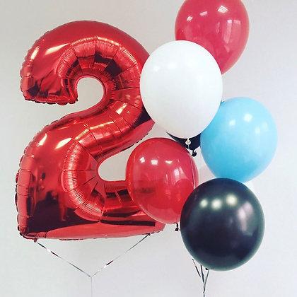 Композиция для Дня Рождения №91