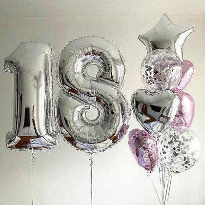 Композиция для Дня Рождения №56