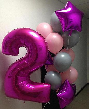 Композиция для Дня Рождения №53