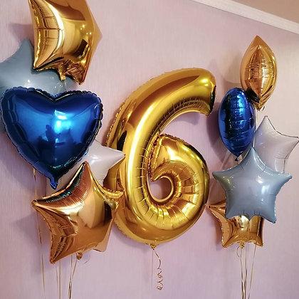 Композиция для Дня Рождения №30