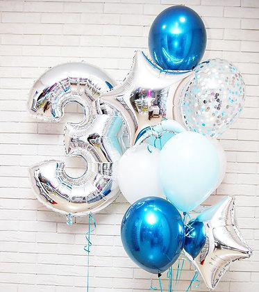 Композиция для Дня Рождения №205