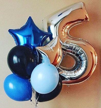 Композиция для Дня Рождения №9