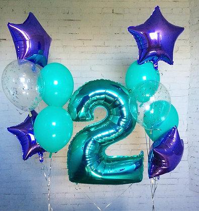Композиция для Дня Рождения №44