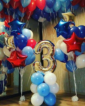 Композиция для Дня Рождения №123