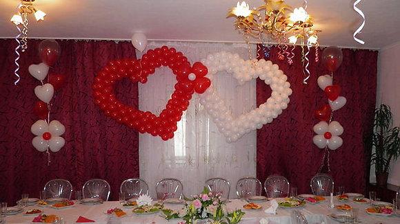 Оформление свадьбы №19