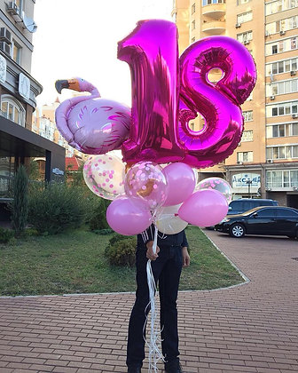 Композиция для Дня Рождения №146