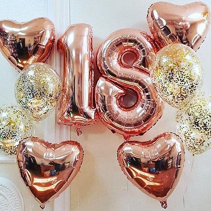 Композиция для Дня Рождения №36
