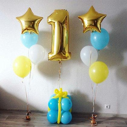 Композиция для Дня Рождения №68