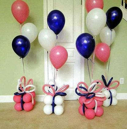 Подарки с шарами (1шт)