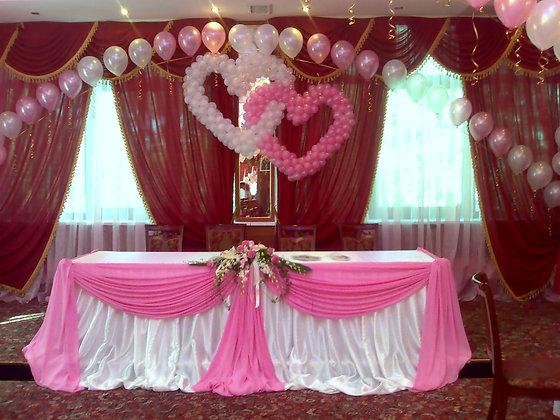 Оформление свадьбы №21