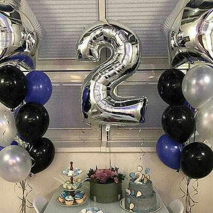Композиция для Дня Рождения №58