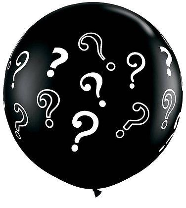 Подарочный шар-сюрприз (мальчик или девочка?)