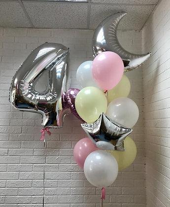 Композиция для Дня Рождения №182