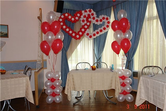 Оформление свадьбы №24