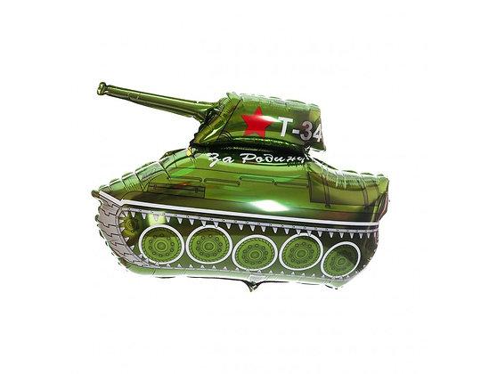 Танк Т-34 (80см*75см)