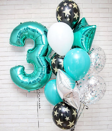 Композиция для Дня Рождения №141