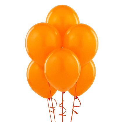 Оранжевое облако (10шт)