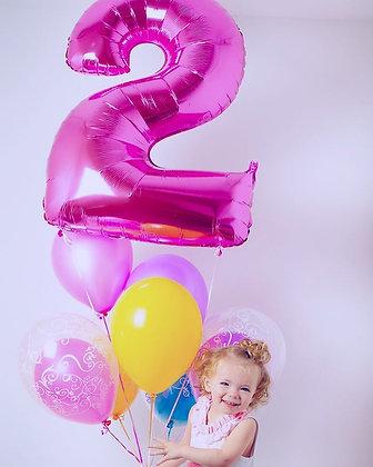 Композиция для Дня Рождения №40