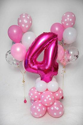 Композиция для Дня Рождения №66