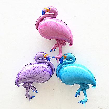 Фиолетовый фламинго (75 см)