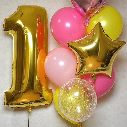 Композиция для Дня Рождения №126