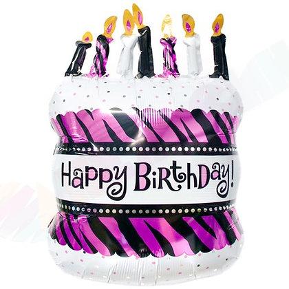 Торт со свечками (90см)