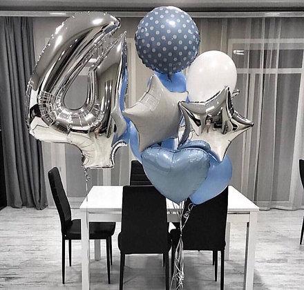 Композиция для Дня Рождения №65