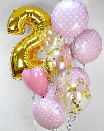 Композиция для Дня Рождения №81